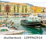nice  france   may 10  2013 ... | Shutterstock . vector #1399962914