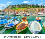 nice  france   may 10  2013 ... | Shutterstock . vector #1399962917