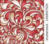 silk texture fluid shapes ...   Shutterstock .eps vector #1400047034