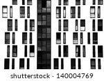 The Photograph Of A Facade Wit...