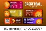 stylish design basketball game... | Shutterstock .eps vector #1400110037