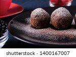 Homemade Chocolate Cake Balls...