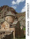 in armenia noravank the old... | Shutterstock . vector #1400281217