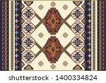 colorful ornamental vector... | Shutterstock .eps vector #1400334824