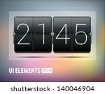 ui clock for web and mobile...