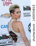 miley cyrus at the 2013... | Shutterstock . vector #140054815