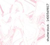 weird abstract pattern and... | Shutterstock . vector #1400569817