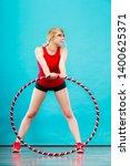 fitness  sport  training and... | Shutterstock . vector #1400625371
