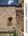 armenia  noravank circa may... | Shutterstock . vector #1400688197
