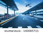 carriageways of the shanghai... | Shutterstock . vector #140085721