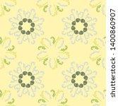 summer branches elegant...   Shutterstock .eps vector #1400860907