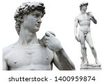 Stock photo statue of david realized by michelangelo florence italy 1400959874