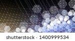 data technology concept.... | Shutterstock .eps vector #1400999534