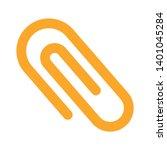 attachment  paperclip icon....   Shutterstock .eps vector #1401045284