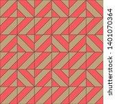 geometric seamless pattern....   Shutterstock .eps vector #1401070364