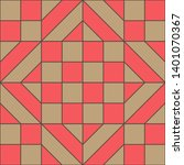 geometric seamless pattern....   Shutterstock .eps vector #1401070367