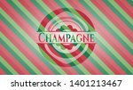 champagne christmas colors...   Shutterstock .eps vector #1401213467