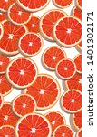 seamless pattern slice orange... | Shutterstock .eps vector #1401302171