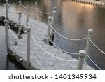 kali gede  north jakarta...   Shutterstock . vector #1401349934
