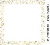 gold glitter stars. luxury...   Shutterstock .eps vector #1401400067