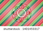 target  business icon inside...   Shutterstock .eps vector #1401453317