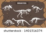 vector illustration of dinosaur ...   Shutterstock .eps vector #1401516374