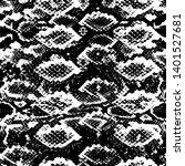 snake skin scales texture....   Shutterstock .eps vector #1401527681