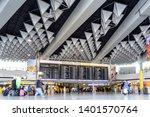 frankfurt am main  germany  ...   Shutterstock . vector #1401570764