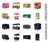 vector design of marketing and...   Shutterstock .eps vector #1401619604