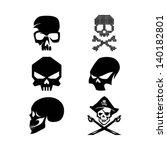 mixed skulls