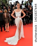 cannes  france. may 19  2019 ...   Shutterstock . vector #1401837644