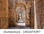 Ancient Archway In Pergamon ...