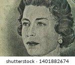 Super Macro Of Queen Elisabeth...
