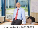 portrait of confident mature... | Shutterstock . vector #140188729