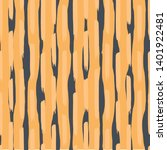 vector seamless abstract animal ... | Shutterstock .eps vector #1401922481