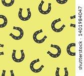 Stock vector horseshoe pattern seamless pattern with horseshoe horseshoes seamless pattern old vintage 1401984047