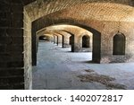 Series Of Many Arched Doorways...