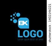 bx logo concept. designed for...