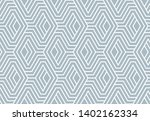 abstract geometric pattern with ... | Shutterstock .eps vector #1402162334