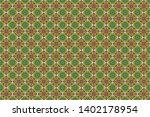 Portuguese Tiles In Green  Blu...