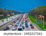 east butovo  moscow region ... | Shutterstock . vector #1402217261