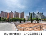 valencia  spain   april 16 ... | Shutterstock . vector #1402258871