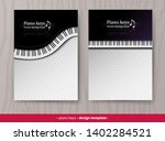 vector design templates with... | Shutterstock .eps vector #1402284521