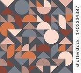 geometry minimalistic artwork... | Shutterstock .eps vector #1402334387