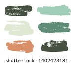 paint background texture stains ... | Shutterstock .eps vector #1402423181