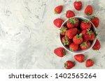 Ripe  Delicious Strawberries....