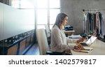 Woman Online Entrepreneur...