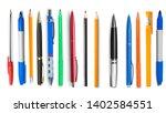 assortment of various chancery...   Shutterstock . vector #1402584551