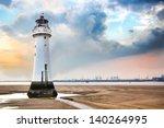 Lighthouse At New Brighton ...