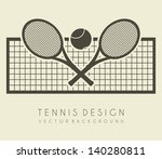 net design over white... | Shutterstock .eps vector #140280811